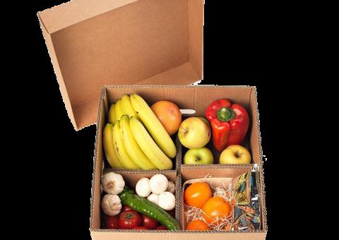 thùng carton đựng hàng nông sản