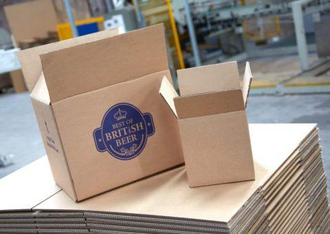 Làm mẫu thùng carton chất lượng
