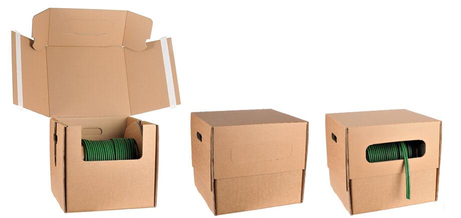 Cải tiến bao bì thùng carton