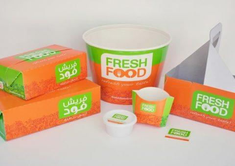 Hộp giấy đựng thức ăn nóng an toàn với sức khỏe