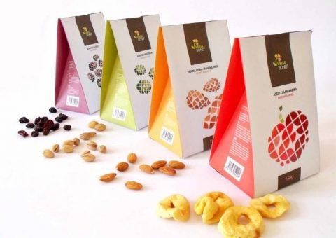 Vai trò của màu sắc trong thiết kế bao bì sản phẩm