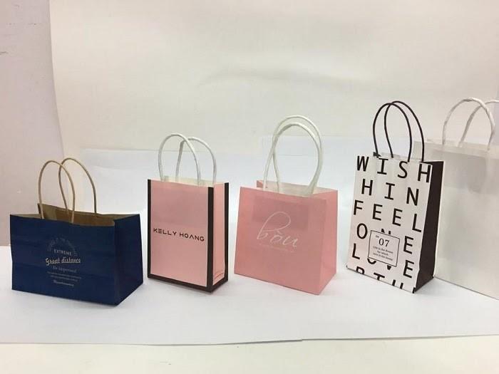 Cần lựa chọn mực in túi giấy chất lượng để đảm bảo độ sắc nét
