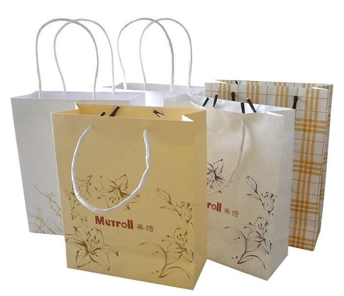 Túi giấy đang rất được yêu thích trên thị trường