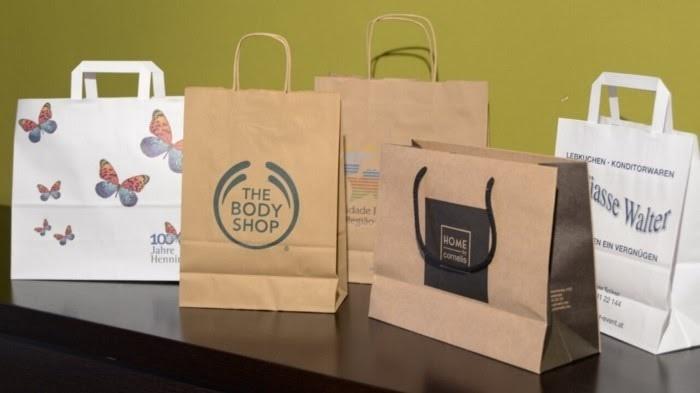 Túi giấy Kraft được sử dụng rộng rãi trong cuộc sống hàng ngày