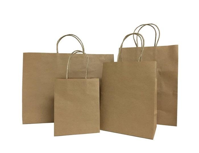 Giấy Kraftluôn là mẫu túi được nhiều người quan tâm và dùng