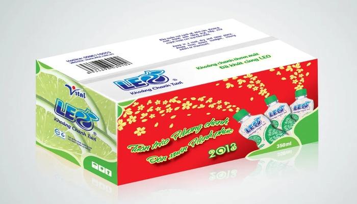 Chú ý màu sắc khi sản xuất thùng carton