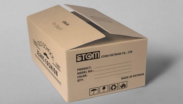 Địa chỉ sản xuất thùng carton chất lượng in offset