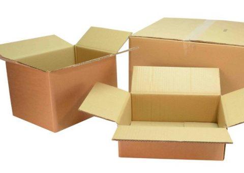 Sản xuất thùng carton cần đảm bảo kích thước